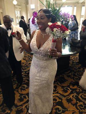 Wedding Dress for Sale in Elmwood Park, IL