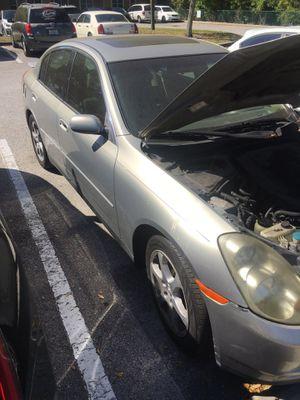Infinity Parts Kat n alternator sold for Sale in Tampa, FL