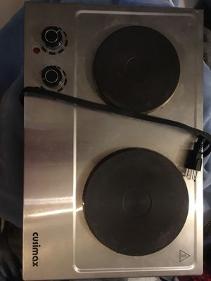 HEAVY DUTY DUAL BURNER INDUCTION COOKTOP for Sale in Falls Church, VA