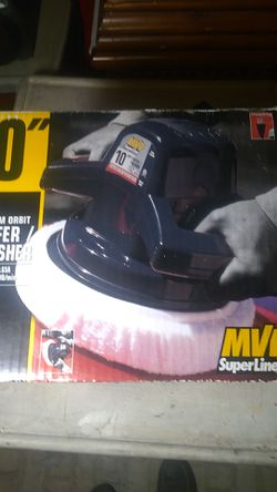 """10"""" Buffer/Polisher for Sale in San Angelo,  TX"""