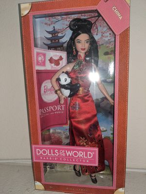Dolls Of The World - China Barbie (Collectors) for Sale in Hillsboro, OR