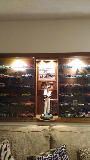 Dale Earnhardt Collection with autographed car and photo by Dale and Richard Childress for Sale in LAUREL PARK, WV