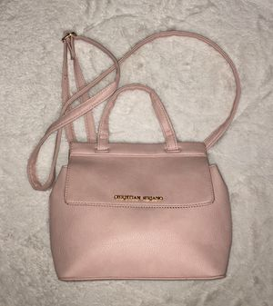 Christian Siriano Baby pink backpack purse for Sale in Taylor, MI