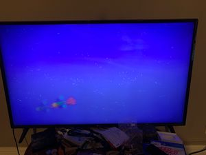 "44"" smart tv NEED GONE ASAP NO TRADES JUST CASH for Sale in Terre Haute, IN"