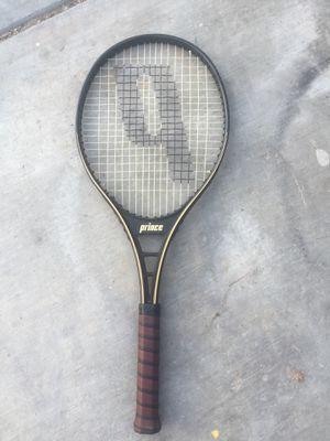 Prince pro 4 1/4 adult tennis racket for Sale in Las Vegas, NV