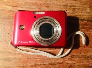 GE A1455 Digital Camera w/case for Sale in Elkins, WV