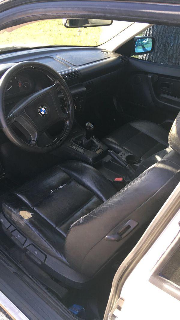 BMW 318 Ti 1995 Hatchback