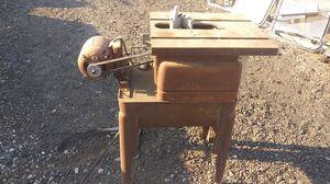Antique table saw for Sale in San Bernardino, CA