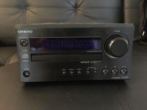 Onkyo receiver and DVD player for Sale in San Diego, CA