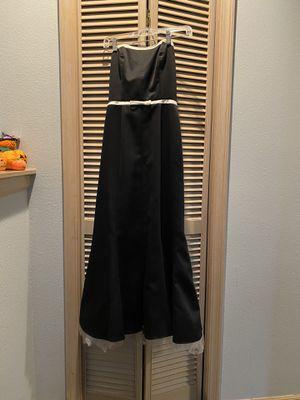 Black Formal Dress for Sale in Des Moines, WA