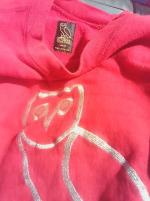 Ovo drake red long sleeve for Sale in Riverside, CA
