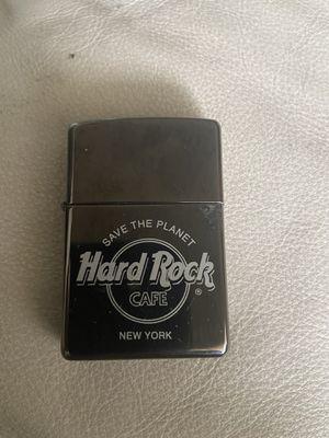 Hard Rock Cafe New York Zippo Lighter for Sale in Orlando, FL