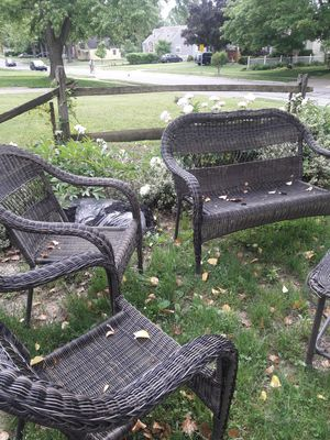 Imitation wicker for Sale in Columbus, OH