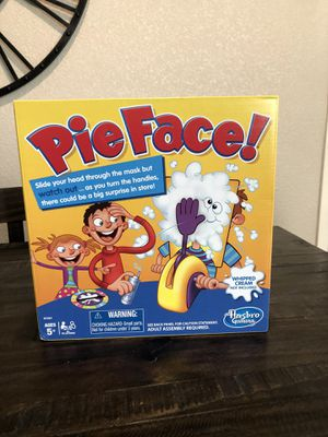 Pie Face board game for Sale in Rancho Cordova, CA