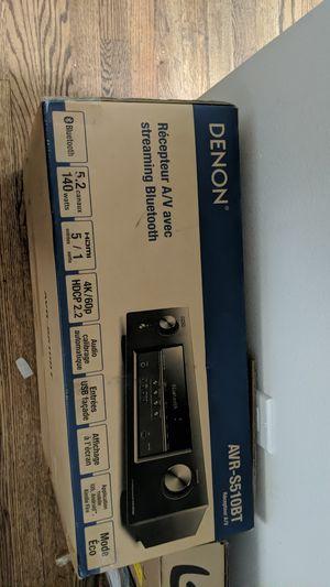 Denon Receiver for Sale in Seattle, WA