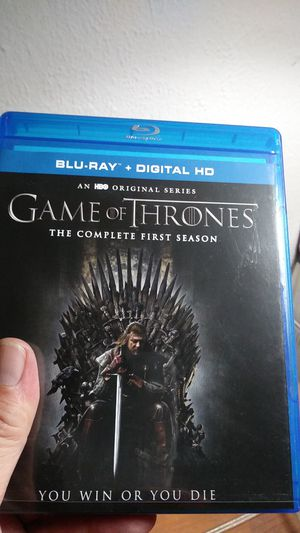 Game of Thrones Blu-ray first season for Sale in Phoenix, AZ