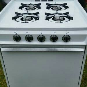 Apartment size gas Stove 4 Months warranty for Sale in Alexandria, VA