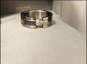 Ring for men size 11/ zirconium for Sale in Fort Worth, TX