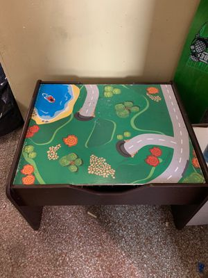 Interchangeable LEGO & train table for Sale in Oakland Park, FL