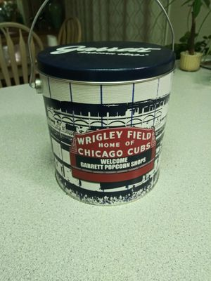 Cubs Wrigley Field Tin for Sale in Santa Maria, CA