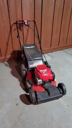 Troy built lawn mower gas for Sale in San Jose, CA