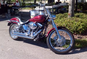 Harley Davidson Duce 2002 for Sale in Montverde, FL