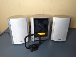 Sony Mini Stereo System with Aux Input and CD for Sale in Tulsa, OK