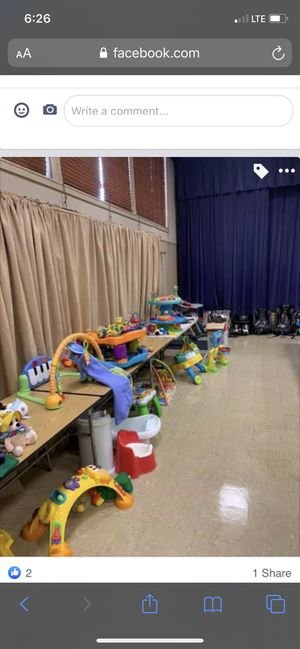 Kids toys, walkers, bouncers, kitchens, books, play mats for Sale in El Segundo, CA