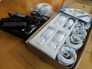Samsung Complete HD security camera system for Sale in Anaheim, CA