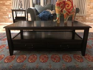 Coffee Table (and end tables) for Sale in Pembroke Pines, FL
