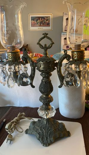 ANTIQUE CANDLE CHANDELIER for Sale in Tustin, CA