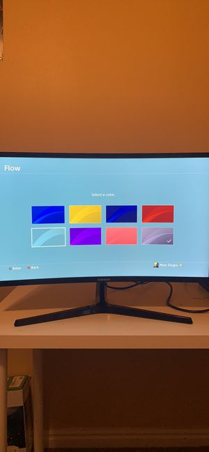Samsung curved monitor for Sale in Orem, UT
