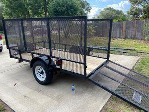Utility trailer 6x10 for Sale in Deltona, FL