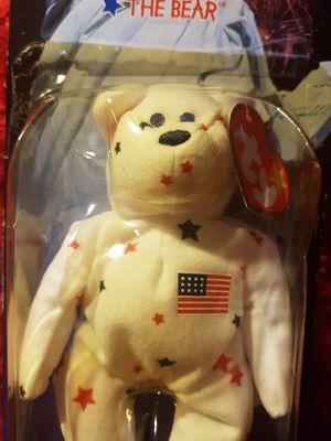 Beanie babies glory the bear for Sale in Britt, IA
