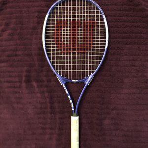 Wilson Triumph Tennis Racket for Sale in Avondale, AZ