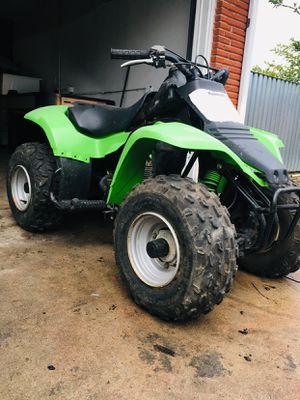 Atv 125cc gas Kawasaki for Sale in Pasadena, TX
