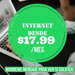 Internet Desde 17.99 for Sale in Sacramento, CA