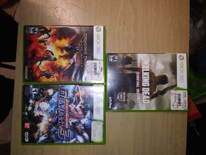Xbox 360 games for Sale in Redford Charter Township, MI