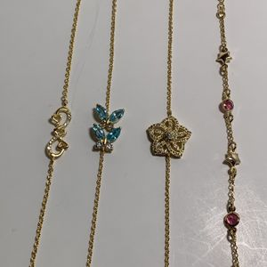 Gold Plated Bracelet for Sale in Dearborn, MI