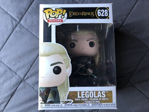 Legolas Funko Pop Vinyl Figure The Lord Of The Rings Toy for Sale in Los Banos, CA