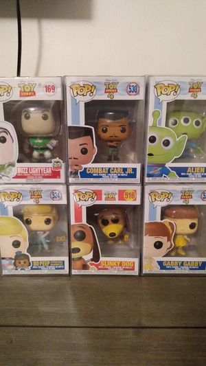 Entire Toy Story Funko collection for Sale in Tampa, FL