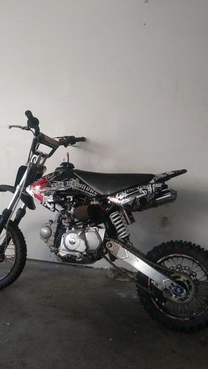 Ssr Pitbike 125cc for Sale in Escondido, CA