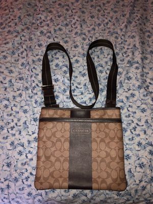 Coach Signature Messenger Bag for Sale in Guadalupe, AZ
