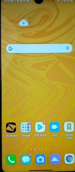 Lg Stylo 6 Good Condition For Boost Mobile for Sale in Sanford,  FL