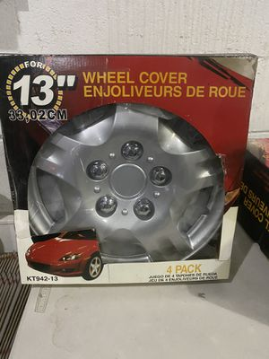 "13"" ABS Wheel Covers KT-942-13 for Sale in Chattanooga, TN"
