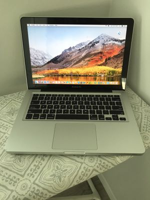 MacBook Pro 13-inch, Late 2011. Apple Laptop.BROKEN SCREEN. for Sale in Richmond, TX