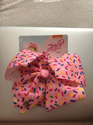 Sprinkles jojo siwa bow for Sale in Pembroke Pines, FL