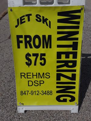 jet ski parts and winterizing for Sale in Grayslake, IL