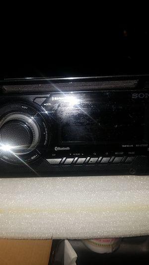 Sony WX-GT90BT for Sale in Fullerton, CA