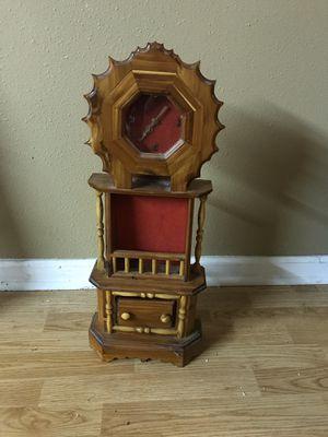 Handmade cedar clock for Sale in West Monroe, LA